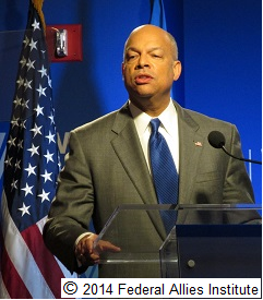 Federal Allies Insititute Jeh Johnson DHS